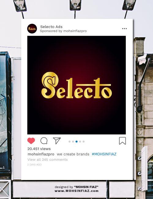 Selecto Advertisers (Branding)