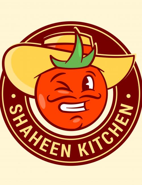 Shaheen Kitchen (Branding)